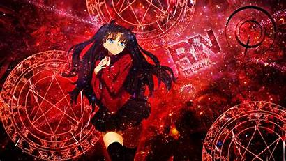 Fate Stay Night Blade Unlimited Works Rin