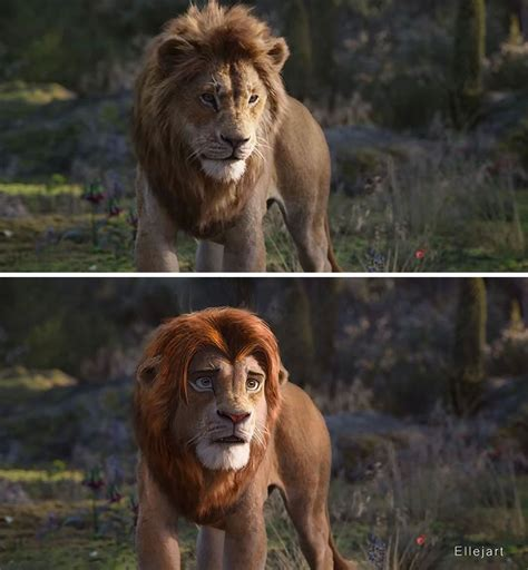 artists gave   lion king characters  school