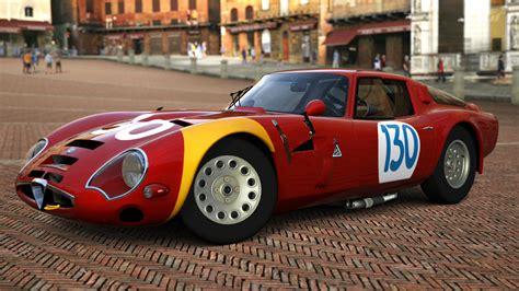 Alfa Romeo Giulia Tz2 by 1965 Alfa Romeo Giulia Tz2 Zagato Gran Turismo 5 By