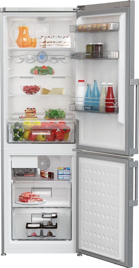 counter depth bottom freezer refrigerator blomberg brfbss