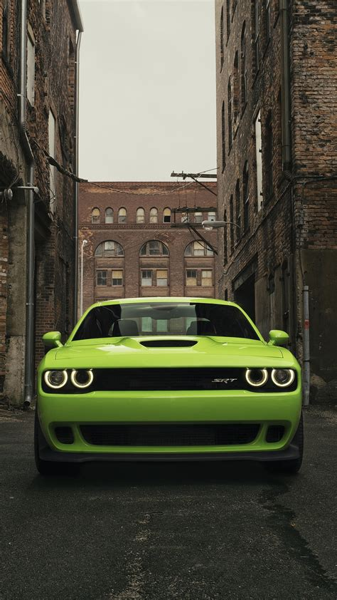If you're looking for the best dodge challenger srt hellcat wallpapers then wallpapertag is the place to be. Dodge-Challenger-SRT-Hellcat-iPhone-Wallpaper - iPhone Wallpapers