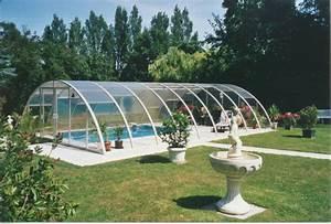 Pool Mit überdachung : schwimmbad berdachung schwimmbad und saunen ~ Michelbontemps.com Haus und Dekorationen