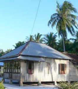 rumah adat bangka belitung gps wisata indonesia