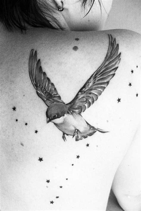 Les Meilleures Idées Pour Un Tatouage Oiseau Et Sa