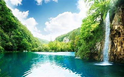 Waterfall Wallpapers Waterfalls Backgrounds Desktop Nature Water