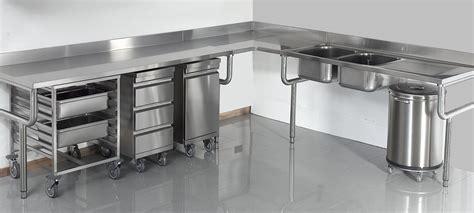 mobilier cuisine professionnel matériel inox pour votre cuisine professionnelle