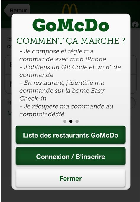 commande cuisine en ligne mcdonald s généralise la commande en ligne dans ses