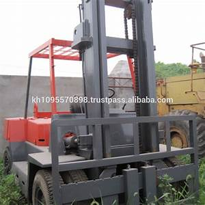 Used Tcm Fd50 Forklift Cheap 5ton Forklift For Sale In