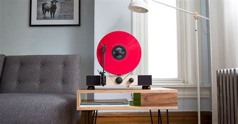 Vertical Vinyl: Floating Record Player Launches In Oz ...