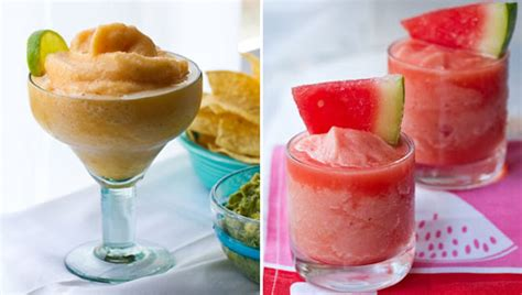blended alcoholic drinks 5 frosty refreshing non alcoholic drinks the kitchn