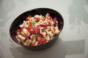 Spargel Avocado Salat : rezept spargel erdbeer salat mit schafsk se und avocado ~ Lizthompson.info Haus und Dekorationen
