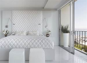 White, Bedroom, Design, Ideas, Collection, For, Your, Home