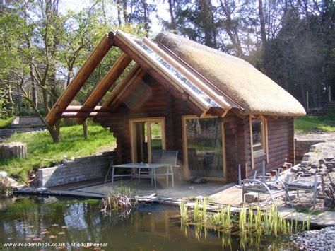 shreks cabin cabinsummerhouse  garden owned