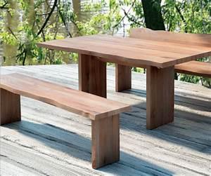 Gartentisch Aus Holz : gartentisch aus holz holzbauzenter ~ Eleganceandgraceweddings.com Haus und Dekorationen
