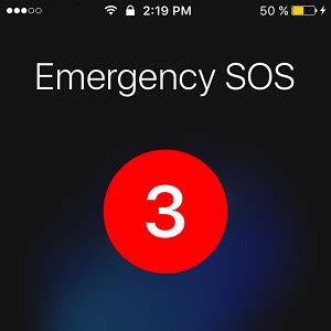 How To Use iOS 10.2 Emergency SOS Feature On Your iPhone