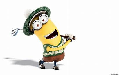Minion Funny Minions Wallpapers Kevin Easter Golf