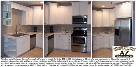 complete kitchen cabinet packages complete kitchen remodeling package 10000 cabinets 5656