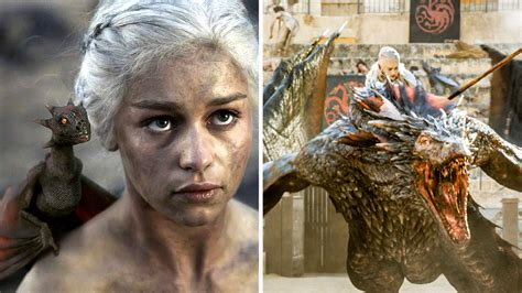 Game of Thrones Debuts a Much Bigger Dragon for Season 7 ...