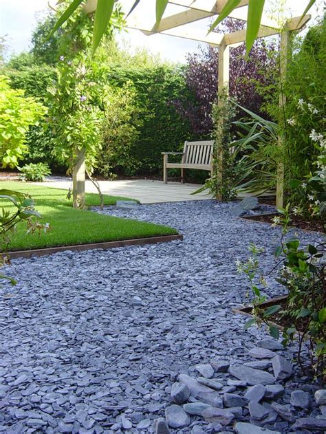25 best ideas about blue slate chippings on
