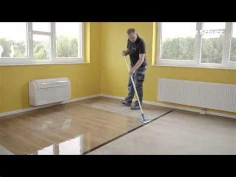 Pvc Boden Versiegelung by 03 Grundreinigung F 252 R Bodengestaltung Bodenbeschichtu