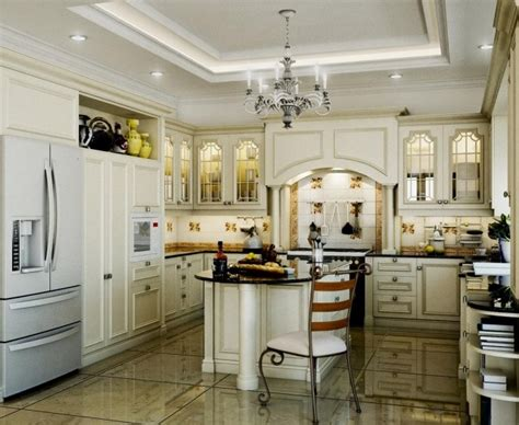 cuisine classique chic idée cuisine 30 idées de déco dans le style chêtre chic