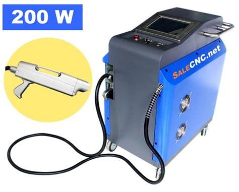 rust removal laser machine laser cleaning machine  cnc machines