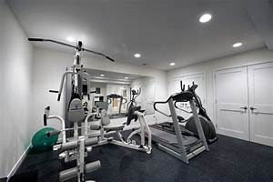 Basement gym ideas home gym contemporary with workout room