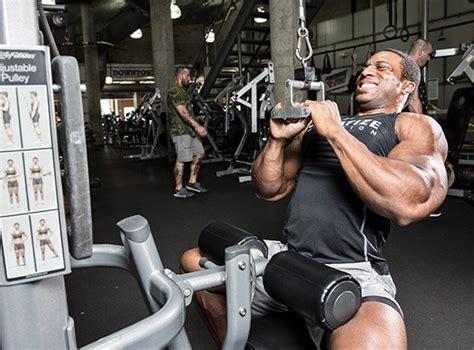 salle de bodybuilding build max with cannonball sets