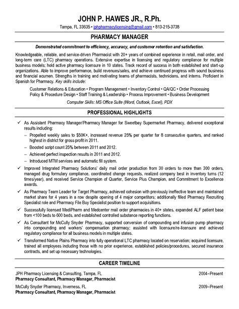 sle resume templates for experienced nurse cover mail order pharmacist resume