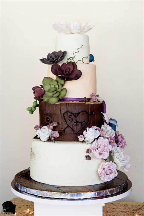 woodland theme wedding cake cakecentralcom