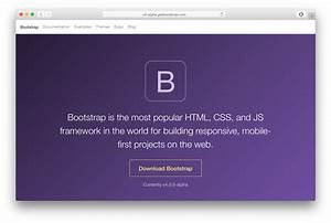 Twitter Bootstrap 4 is almost here | TechGasp