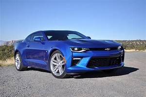 Chevy Camaro SS: Motor Authority's Best Car To Buy 2016