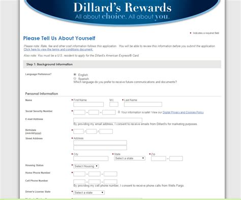 dillards phone number how to apply for a dillard s credit card