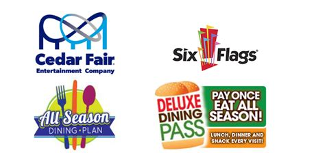 six flags season pass phone number is season dining at amusement parks a great deal