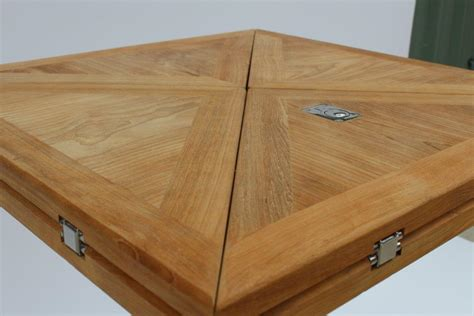 Folding Boat Table by Marine Tables Function I S O G R A M I