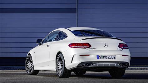 Zeige in diesem video die funktionen des dynamic select schalters. Mercedes-AMG C 43 AMG 4MATIC Coupe revealed | PerformanceDrive