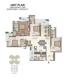 residential house plans 4 bhk flats in zirakpur near chandigarh 4 bhk for sale
