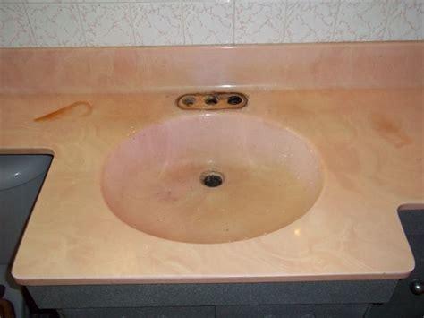 vanity top refinishing cultured marble sink  bath top