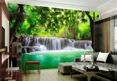 resultado de imagen  paisajes  paredes interiores