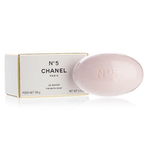 No Soap Shower - chanel chanel no 5 bath soap s of kensington