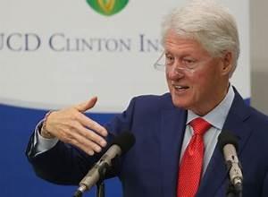 Bill Clinton warns political stalemate could result in the ...