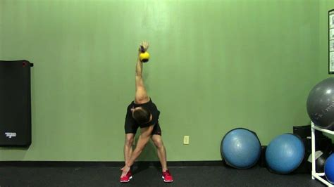 kettlebell windmill   toe touch hasfit