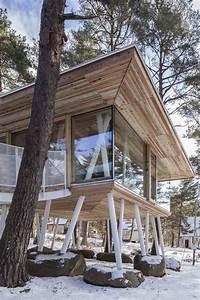 Ciseaux à Bois Japonais : cette maison sur pilotis s 39 inspire de la tradition japonaise ~ Melissatoandfro.com Idées de Décoration