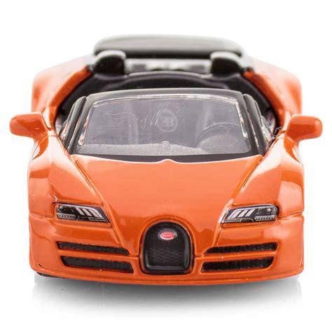 New bburago x timemicro 1:64 bugatti divo dark gray diecast model car children. Bburago 18-59045 Bugatti Veyron Vitesse 1:64 | Hawkin's Bazaar