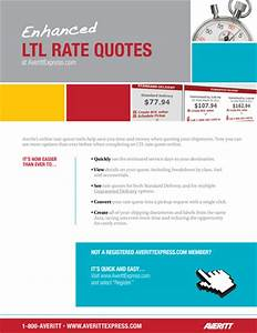 Rate Quote Logi... Rate Quotes