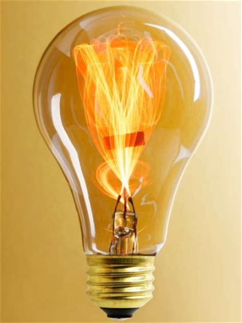 """Balafire Flicker"""" Carbon Filament Light Bulb   15 Watt"""