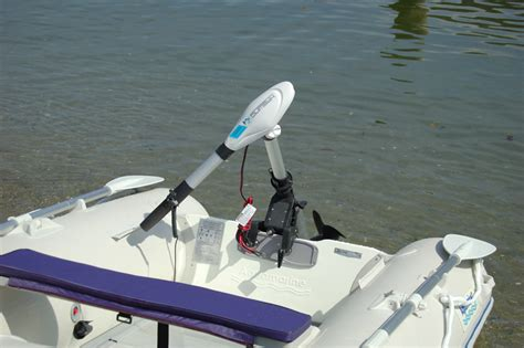 Electric Boat Motors Canada by Trolling Motor 100 Lbs Electric Outboard 24v 2 Hp Variable