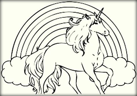 Get The Most Stunning Unicorn Coloring Pages For Kids