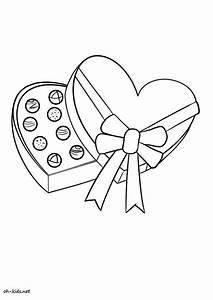 Dessin Saint Valentin : coloriage saint valentin page 5 of 5 oh kids fr ~ Melissatoandfro.com Idées de Décoration