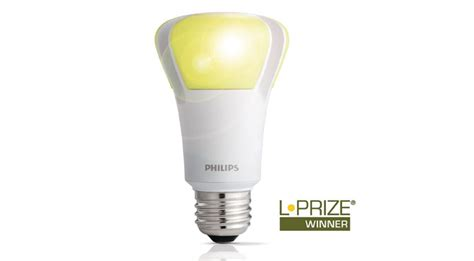 philips l prize bulb is efficient expensive and